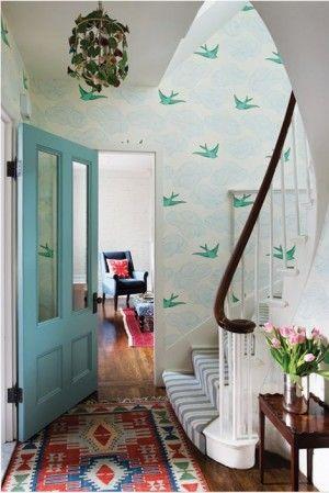 M s de 25 ideas fant sticas sobre papel pintado cocina en - Papeles pintados zaragoza ...