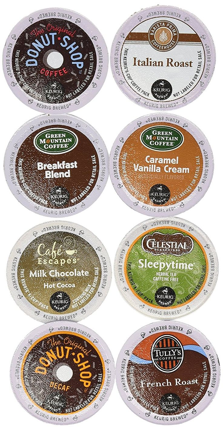 The Entertainer Variety Pack Keurig 2.0 K-Cup Pack, 48 Count >>> A special product just for you. See it now! : K Cups