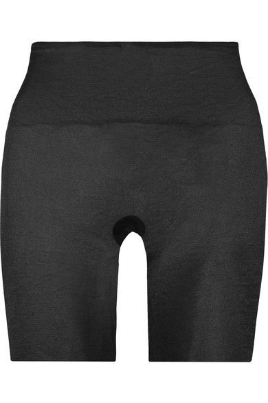 Spanx - Skinny Britches Shorts - Black - x small