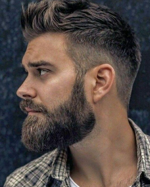 49 Amazing Beards And Hairstyles For Modern Men Cool Hairstyles For Men Mens Hairstyles Short Haircuts For Men