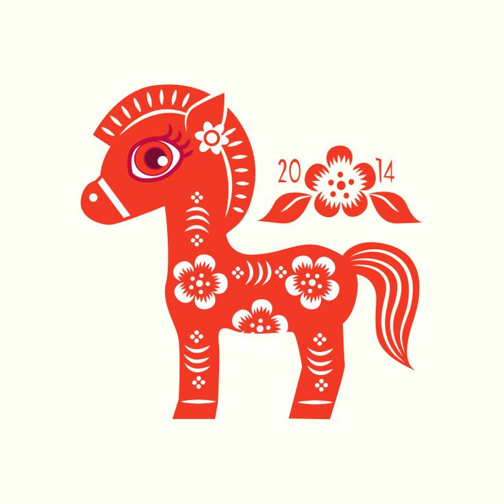 ChineseNew Year: The year of the horse