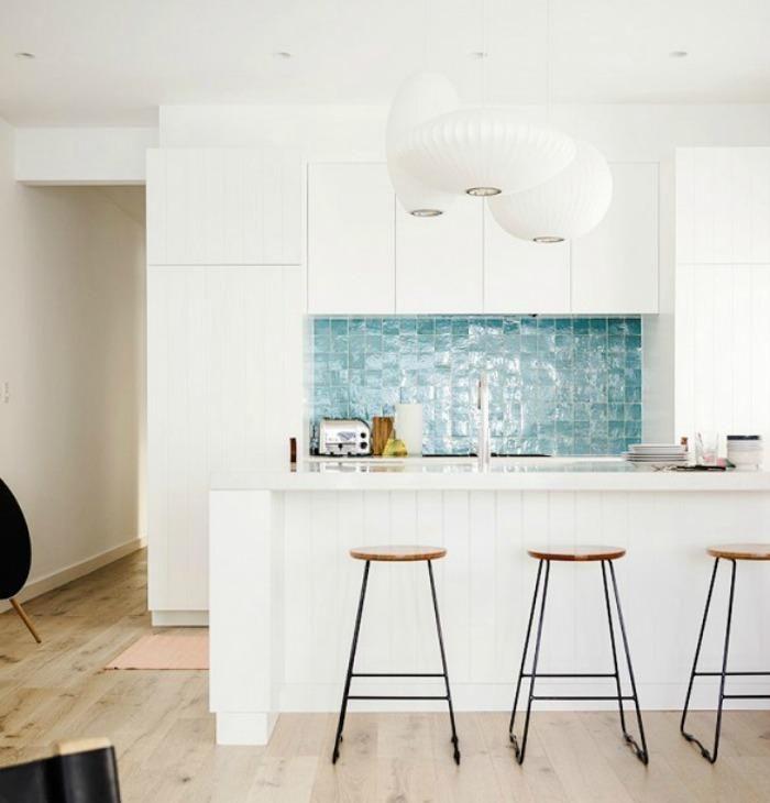 5 πανέμορφες λευκές κουζίνες που λατρέψαμε!