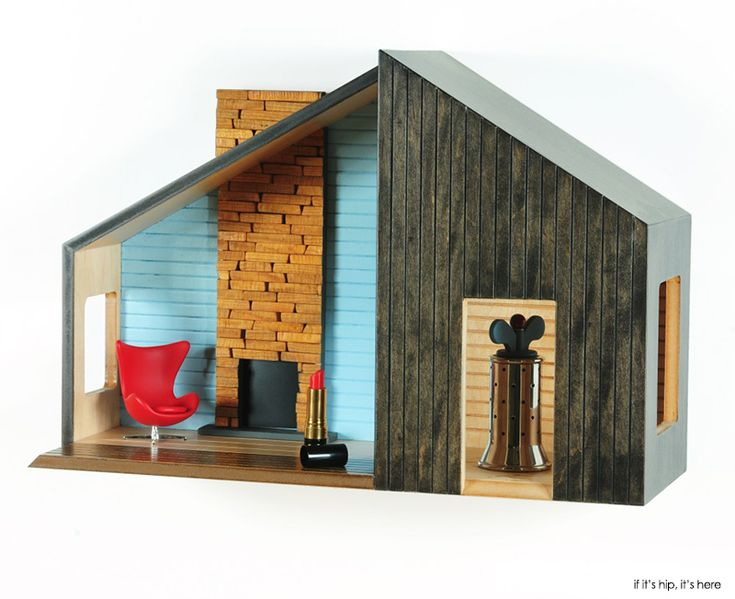 123 Best The Hippest Modern Dollhouses And Architectural