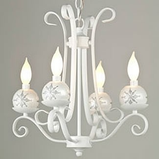 Heavenly Lights Snowflake Chandelier Charm 7 99 Http