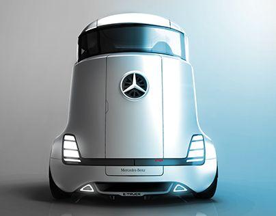 Mercedes-Benz E-truck