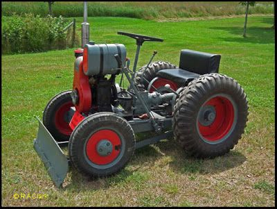 Lincoln Tractor