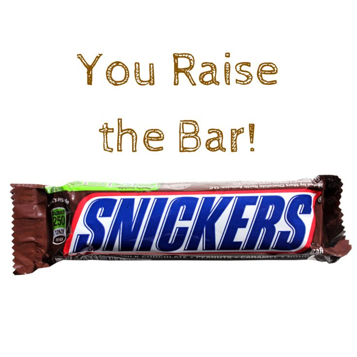 A King-Sized List of Candy Bar Sayings | Sweet, Need to ...