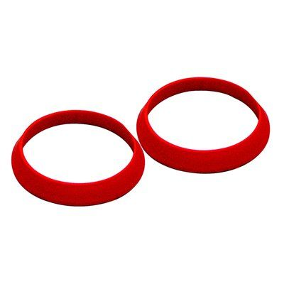 Plumb Pak 2-Pack 1-1/4-in Rubber Beveled Washers