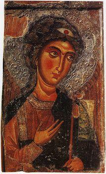 Αρχάγγελος Μιχαήλ (12 αιώνας) : Μονή Ιωάννη Χρυσοστόμου στον κατεχόμενο…