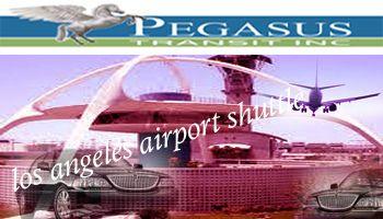 los angeles airport shuttle, via Flickr.