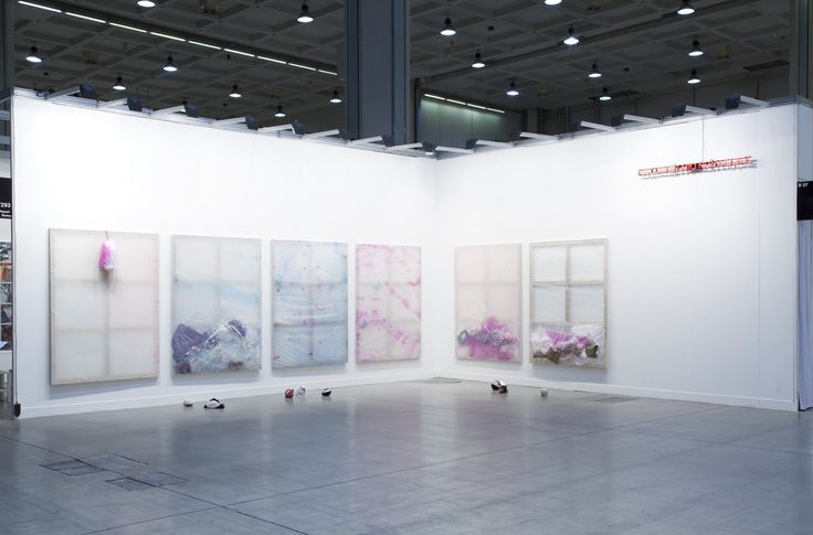 MiArt 2014, Milan Works by May Hands, Martin Soto Climent, Claire Fontaine