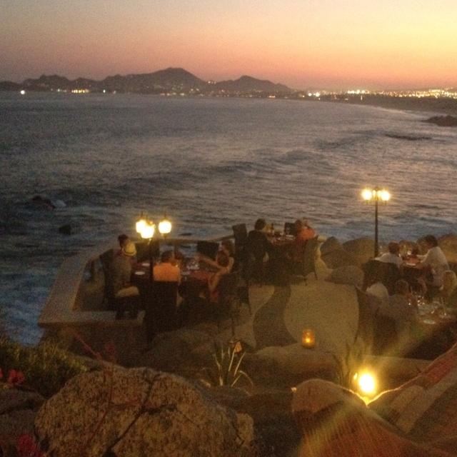 The Mona Lisa restaurant Cabo San Lucas, MX