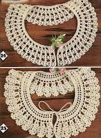 Free Crochet Collar Patterns ~ Free Crochet Patterns