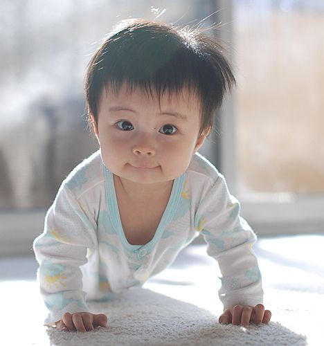 nothing cuter than an asian baby