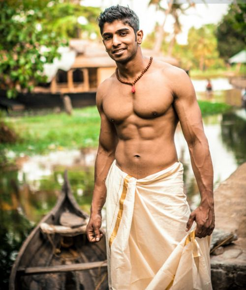 north indian nude men