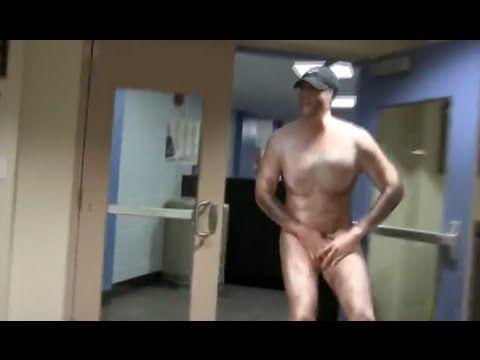 funny nude prank