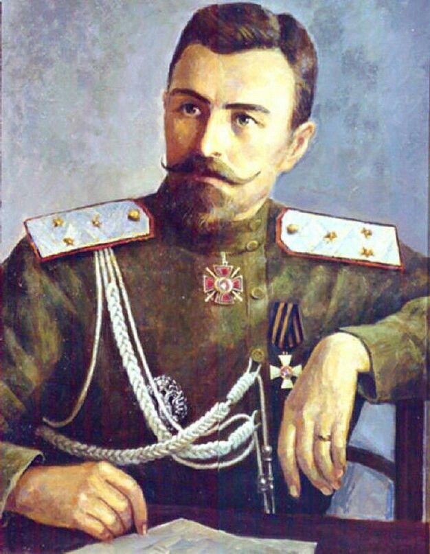 С.Л.Марков. General Sergei Markov. White Army.