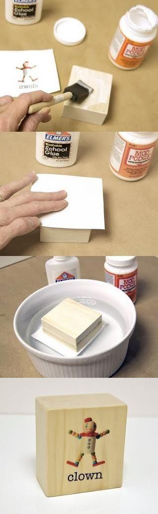 Vamos a aprender como imprimir imagenes y transferirlas a madera, con eso pueden hacer juguetes, decorar muebles, marcos, lambriz/machimbre,...