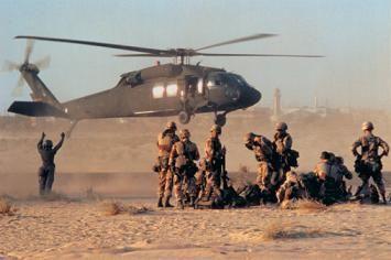 operation desert storm | Facts About Operation Desert Storm