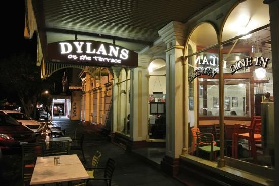 Dylans On The Terrace, located on Stirling Terrace, Albany WA