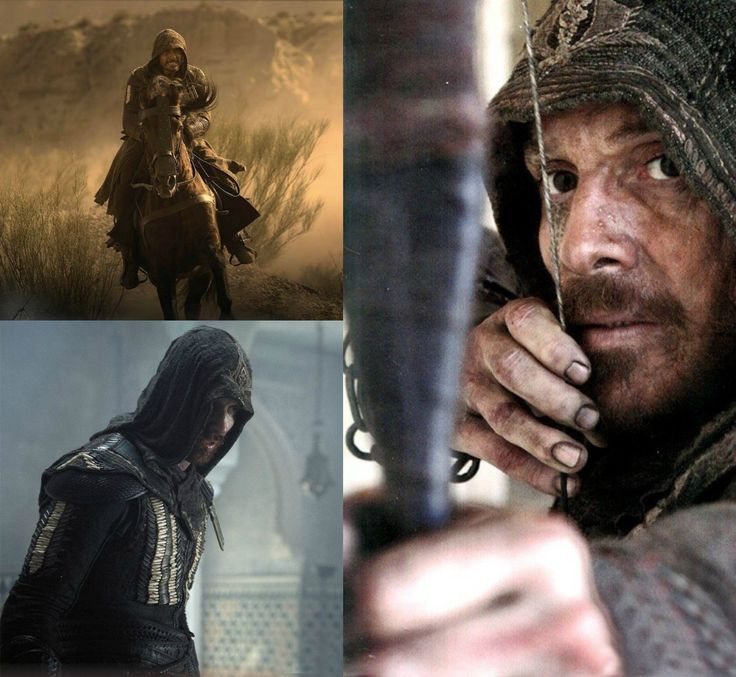 Gamesradar telling us some massive spoiler photos came out from Assassin's Creed Movie. May not see as much of Aguilar in action. Will be more of Lynch in 21st century learns about his ancestor. Opens in US theatres on December 21, 2016 before opening in UK cinemas on January 1, 2017. #FollowTheCreed