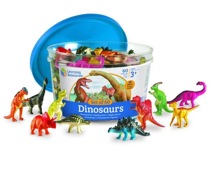 Dinosariefigurer