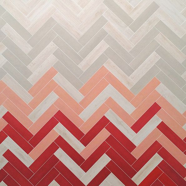 And, Of Course, Subway Tile - The Biggest Tile Trends of 2015 - Lonny