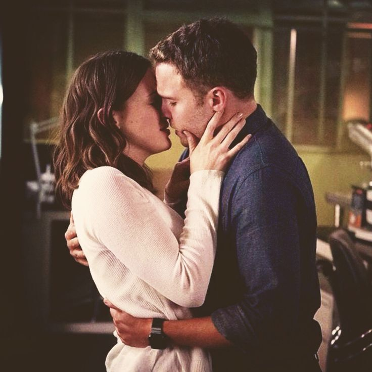 Fitz and Simmons | The Kiss | That moment we've all been waiting for! | Agents of S.H.I.E.L.D
