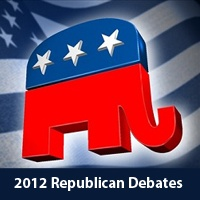 25 Most Ridiculous Quotes from the Republican Debates, nothing against Republicans, but this is HILARIOUS.