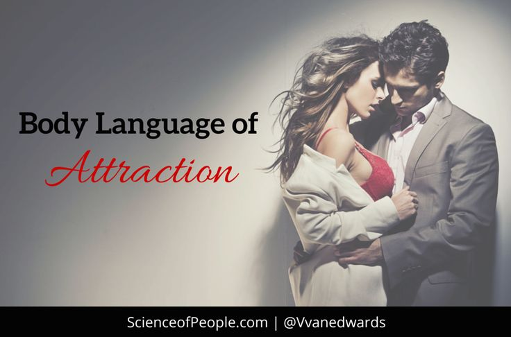 Body Language of Attraction: What nonverbal cues mean your date is attracted to you? What is the body language of flirting?