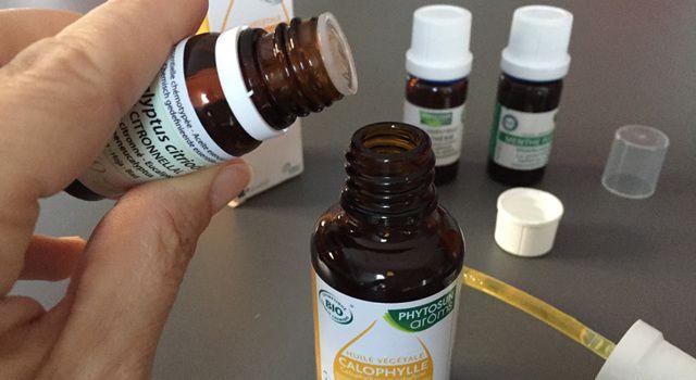 Mal de dos : une préparation aux huiles essentielles pour vous soulager