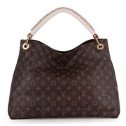 Louis Vuitton Artsy MM Totes M40249