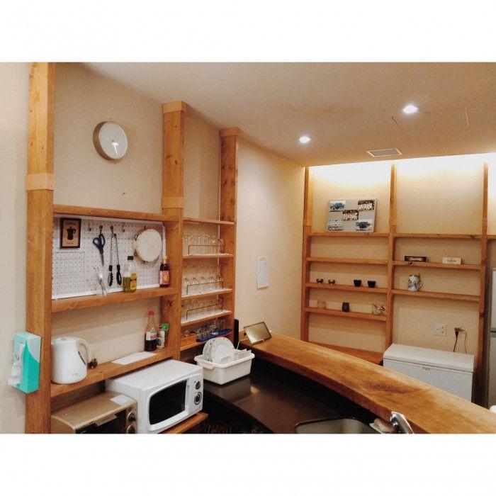 収納量がup 天井近くのスペースをつっぱって活用する方法 ディア