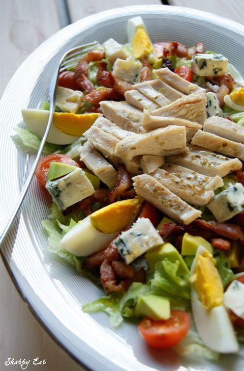 sałatka cobb / american cobb salad