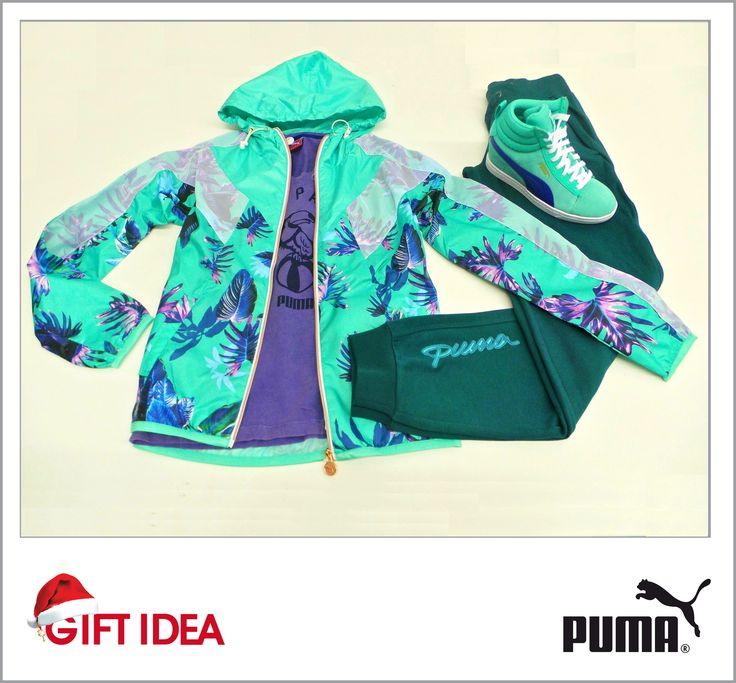#GIFT #IDEA!  #Sneakers / Sneakers - #Puma #Original #price: 100.00€ #Outlet price: 70.00€ #Anorak / #Giacca - #Puma Original price: 85.00€ Outlet price: 70.00€ #TShirt / #Maglietta - Puma Original price: 30.00€ Outlet price: 20.00€ #Sweatpants / #Pantaloni di #tuta - Puma  Original price: 50.00€ Outlet price: 35.00€ #Available at Puma - store number 1. Disponibili presso Puma - civico 1. http://www.palmanovaoutlet.it/it/outlet/negozi/puma