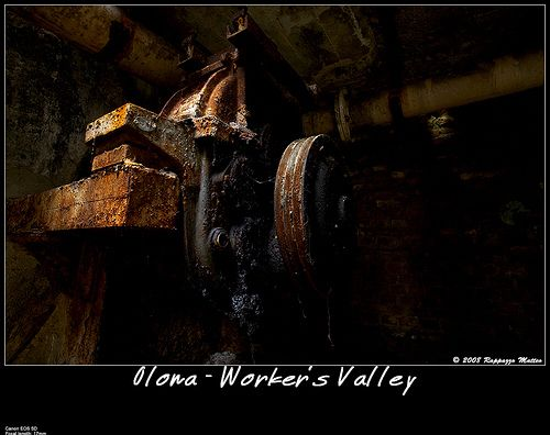 Valle Olona - The Worker's Valley