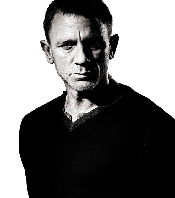 Daniel Craig by Andy Gotts