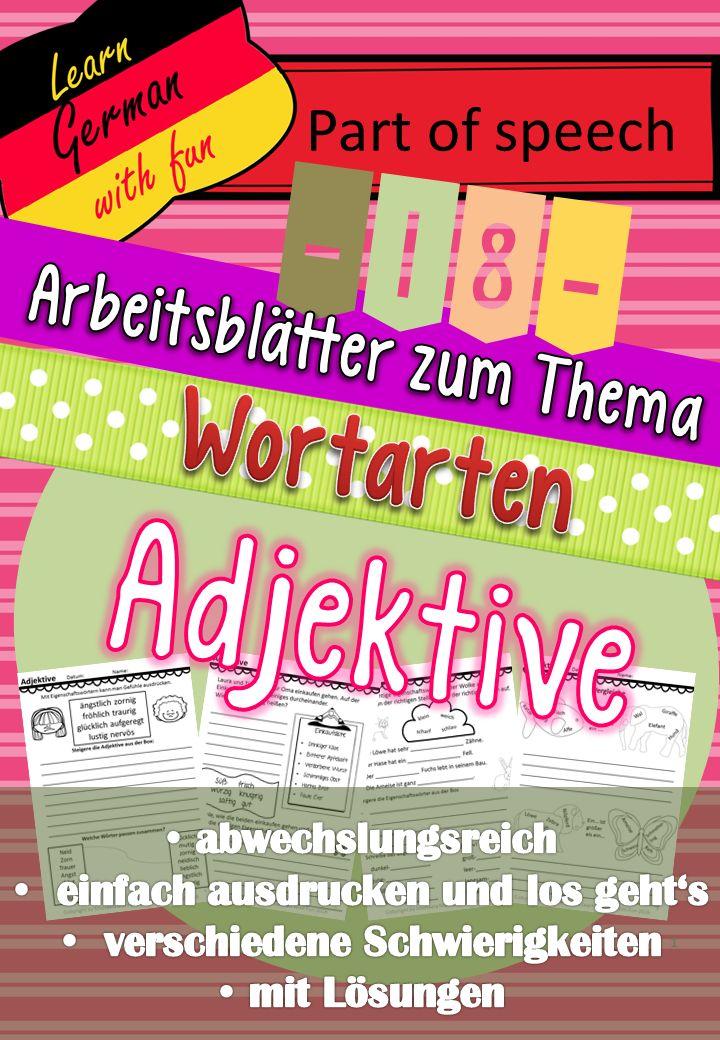 149 besten Teach German - DaF Bilder auf Pinterest | Deutsch lernen ...