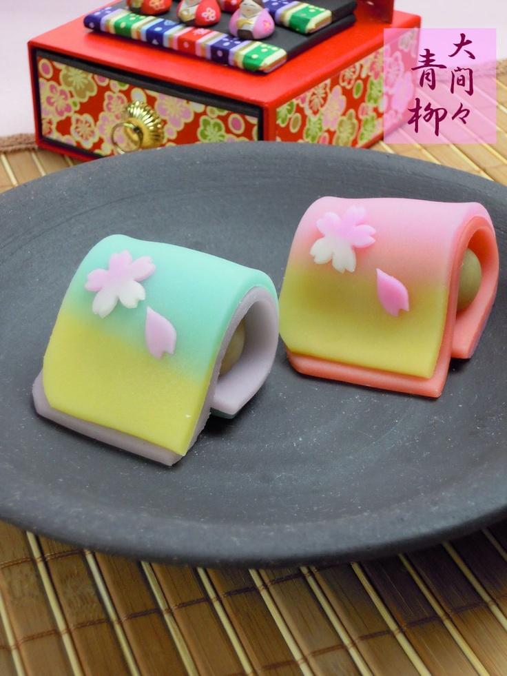 Japanese Sweets, HANA-KOSODE