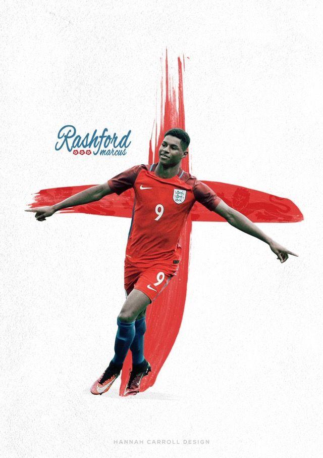 Manchester United Wallpaper Manchester United Rashford Wallpaper