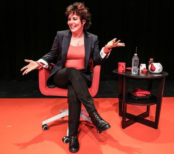 depression, mental illness, comedy, Ruby Wax
