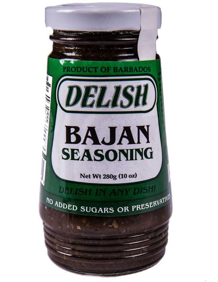 Delish Bajan Seasoning...Minced garden herbs for seasoning chicken...fish...meat...just good with anything!