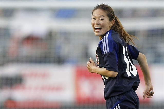 Homare Sawa was named the 2011 FIFA Women's World Player of the Year after leading Japan to its first World Cup title.