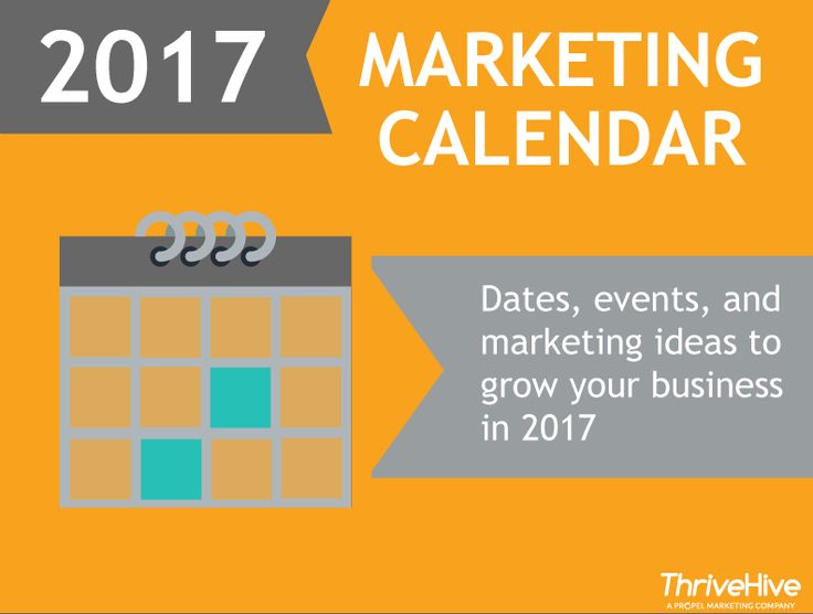 38 best images about Marketing Calendar on Pinterest