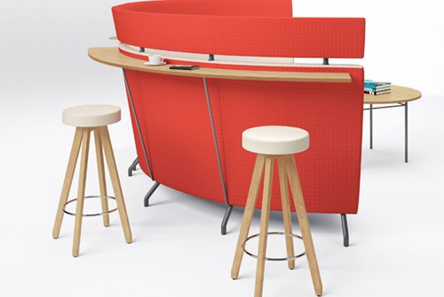 Collaborative & Shared Office Space Furniture Florida | Accent Office Interiors