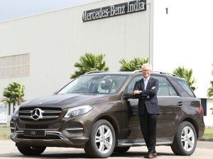 Mercedes-Benz India Drops Prices — Effective Immediately
