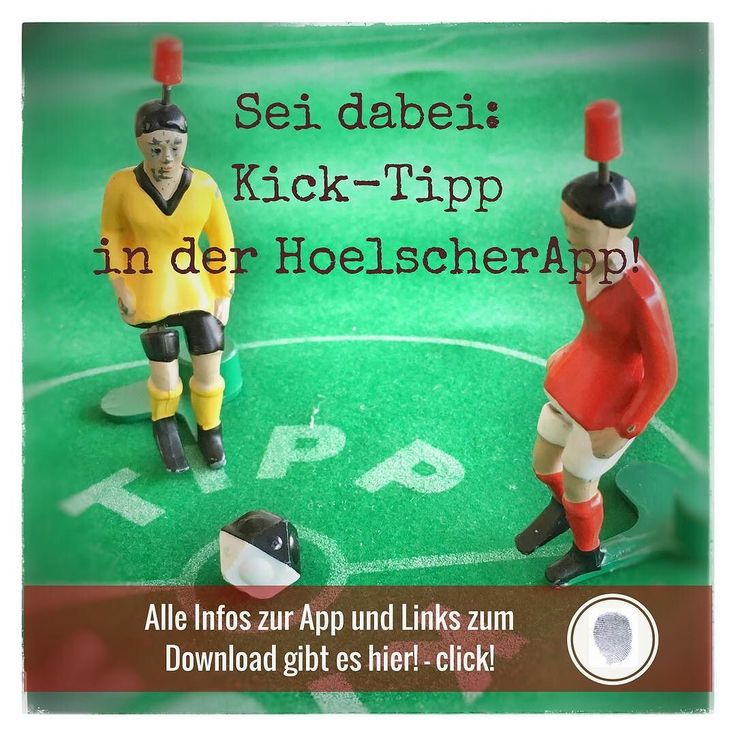 Startklar für die neue Bundesligasaison? Das neue Tippspiel in unserer App ist freigeschaltet. Mitmachen und tolle Preise sichern! Infolink in Bio. #hoelschuh #emsdetten #bundesliga #tippspiel