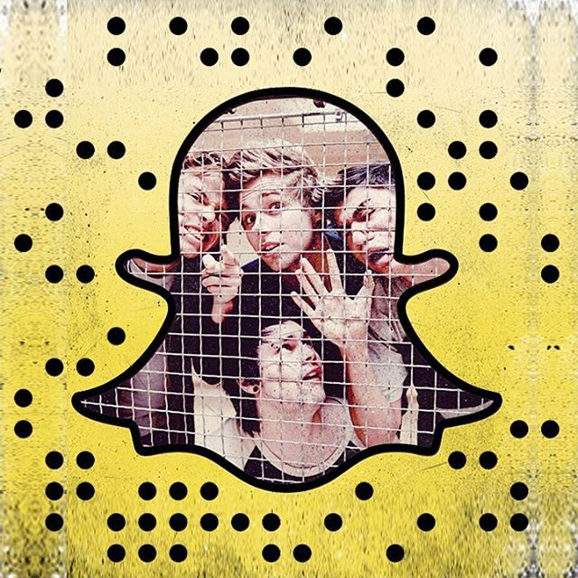 Pin for Later: These Celebrity Snapchat Accounts Are So Hot They May Actually Steam Up Your Phone Screen 5 Seconds of Summer: wearefivesos