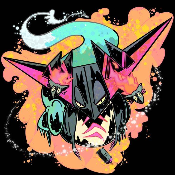 Dragapult love me procreate 2020 pokemon ghost