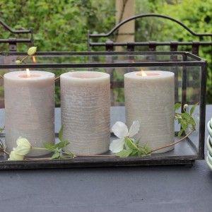 Candle Box Lantern